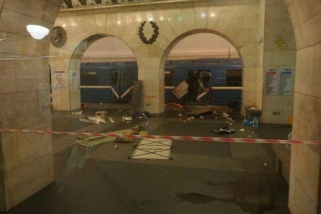 Уроженец Киргизии, гражданин России. Спецслужбы сообщили о новом подозреваемом по делу взрыва в метро