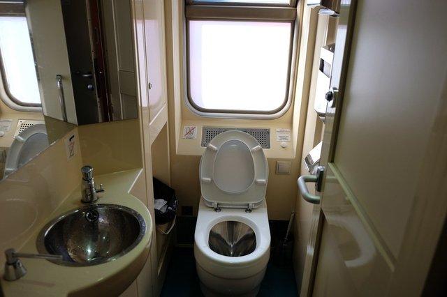 «Укрзализныця» хочет купить туалеты для поездов по миллиону за один