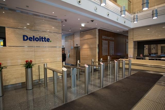 Следователи пришли с обыском в российский офис Deloitte