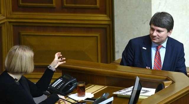 Председателем БПП избран Артур Герасимов