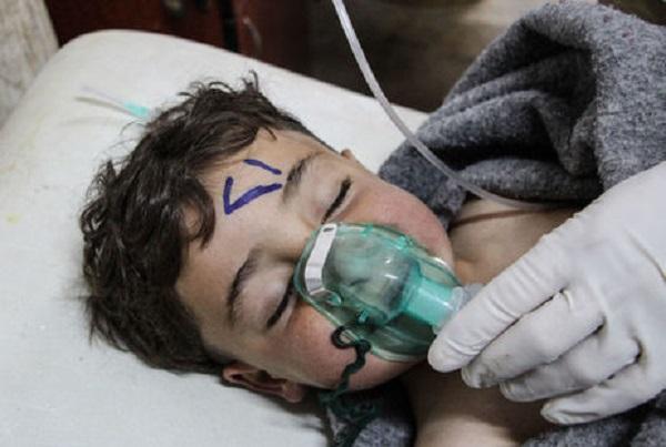 Асад применил против мирного населения зарин