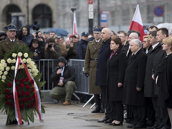 В Польши назвали виновных в крушении самолета Качиньского под Смоленском