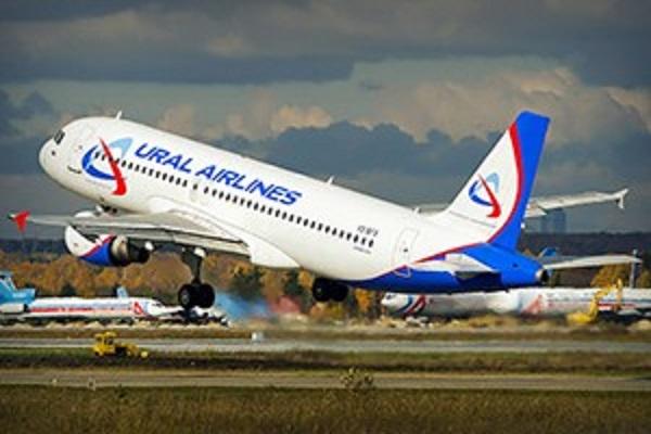 «Залетные» «Уральские авиалинии»