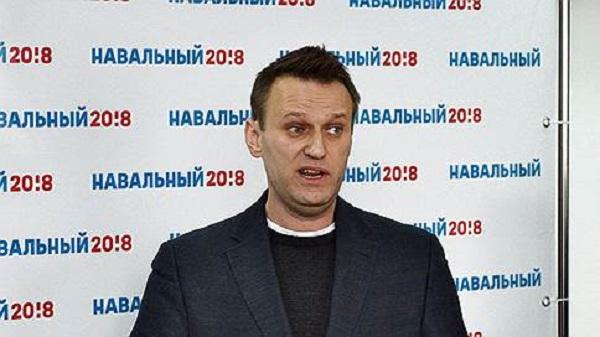 Рейтинг Алексея Навального вырос в два раза за месяц