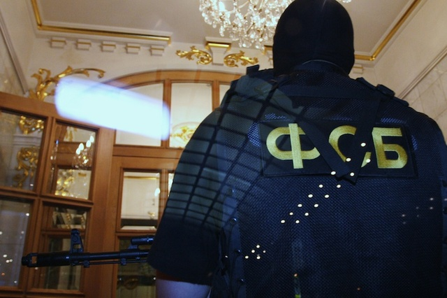 Силовики нагрянули с обысками в московский офис «Алросы»