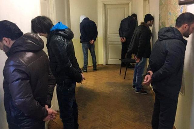 Банда азиатов-вымогателей разгромлена в Москве