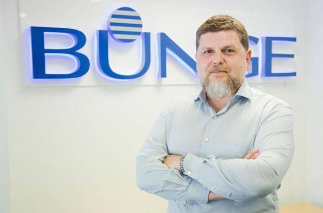 Гендиректор «Bunge Украина»: «Наша задача – сделать украинский рынок цивилизованным»