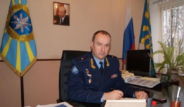Операцией Ил-76 под Смоленском руководил российский генерал