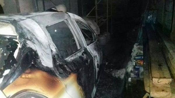 У зампреда Ровенской ОГА ночью сгорел электрокар