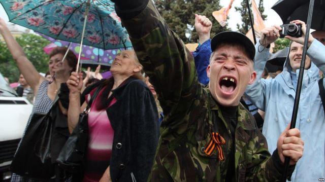 Луганские маргиналы: Письма из оккупированного Донбасса
