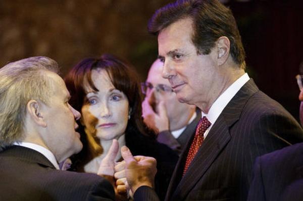 Появились доказательства получения фирмой Манафорта $1,2 млн от Партии регионов