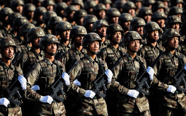 Зачем Китай собрал 150 тыс. солдат на границе с КНДР?