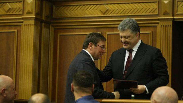 Воры Порошенко рассказали сколько украли воры Януковича