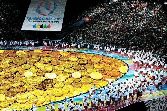 «Золотое дно» Универсиады. Куда уходят бюджетные средства, выделенные на сибирскую стройку