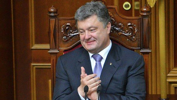 Порошенко владеет 76 компаниями на Украине