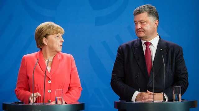 """""""Страна или бизнес"""". В Берлине готовят ультиматум Порошенко"""