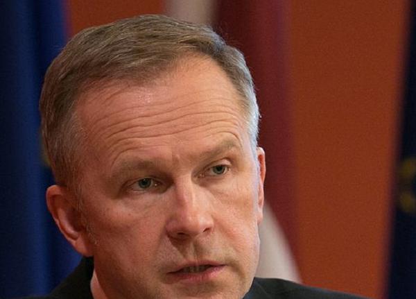 KNAB провел обыск у президента Latvijas Banka Илмара Римшевича