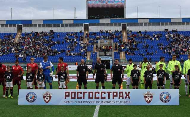Росгосстрах наигрался в российский футбол