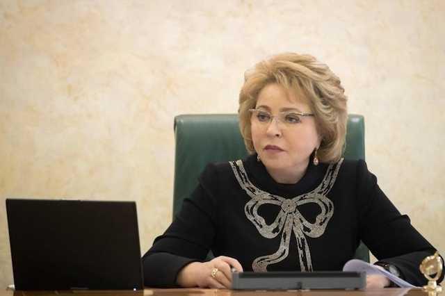 Скончался муж спикера Совфеда Валентины Матвиенко