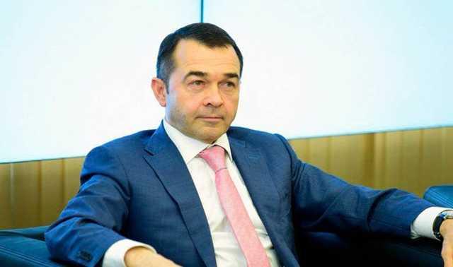 Губернатор Ростовской области уволил своего заместителя