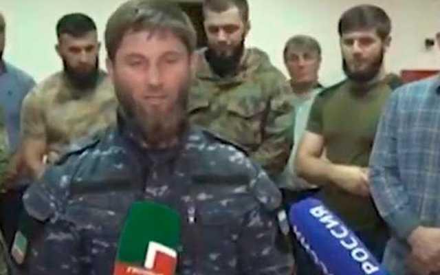 Отец напавшего на силовиков в Чечне поблагодарил их за убийство сына