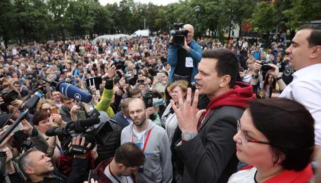 Более тысячи москвичей потребовали отменить решение о признании их подписей за кандидатов-оппозиционеров недействительными