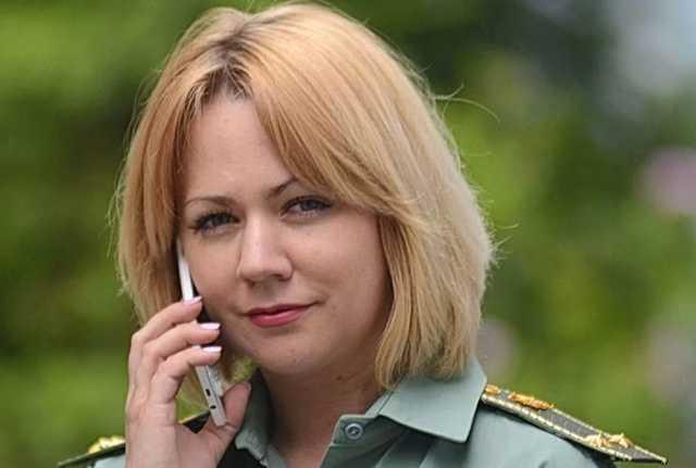 Министр Коляда оказалась Оксаной Гаврилюк — бывшим спикером МВД Захарченко, называла войну внутренним конфликтом, а боевиков «повстанцами»