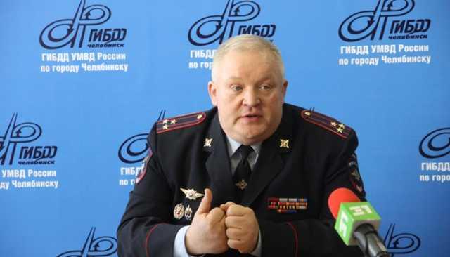 Полковник полиции Харцызов, который «крышует» беспредельщиков и аннулирует свои штрафы, назначен на должность начальника ГИБДД по Челябинской области