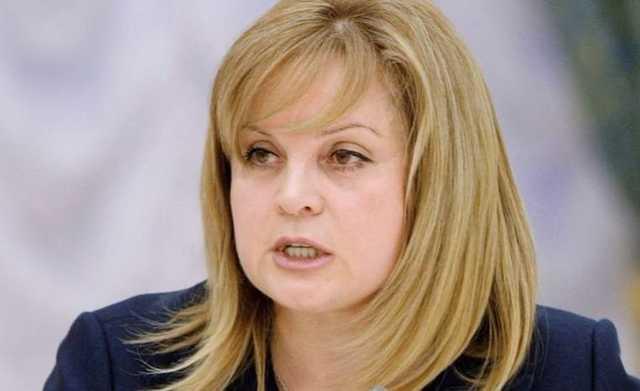Памфилова увидела «круговую поруку» и «братков» на выборах в Петербурге