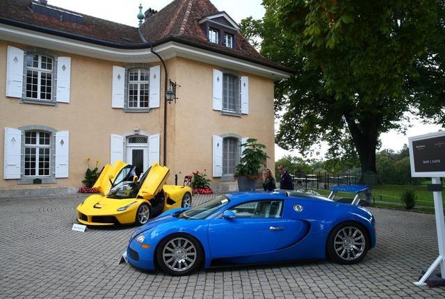 В Швейцарии выставили на аукцион коллекцию автомобилей сына лидера Экваториальной Гвинеи