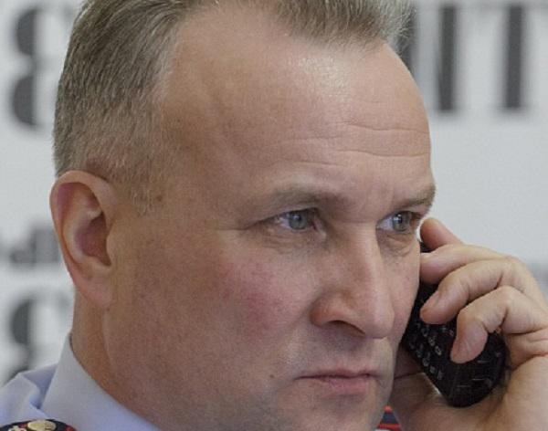 Тульский экс-глава ГИБДД Есаков — главный нарушитель области