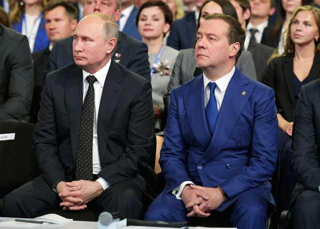 Кремль нашел нового президента