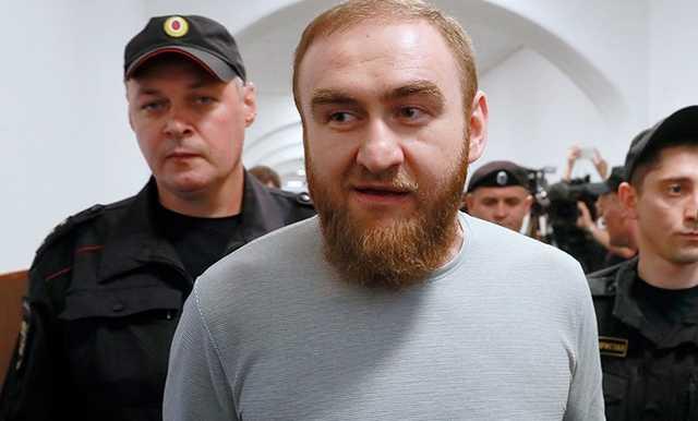 Экс-сенатор Арашуков назвал заказчиков своего уголовного преследования