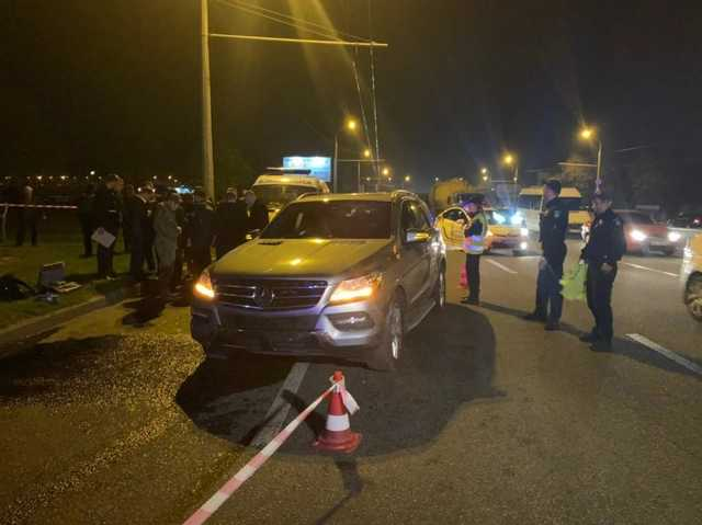 Расстрел Mercedes в Днепре: новые подробности