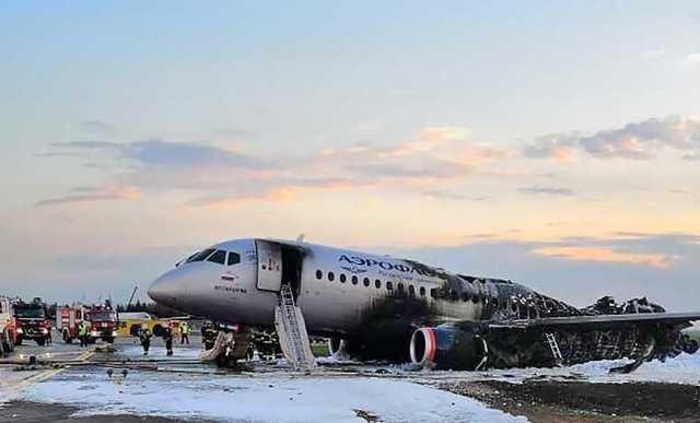 «Погибли в креслах». Следователи установили причину смерти большинства пассажиров сгоревшего SSJ-100