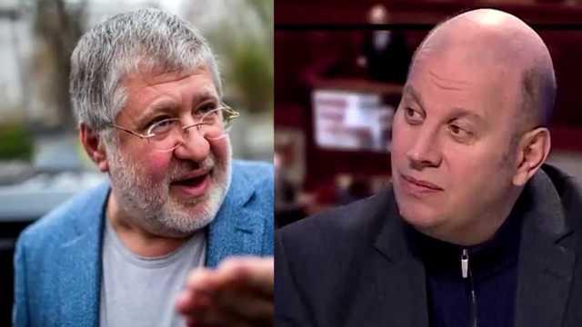 «Я и Зеленского не боюсь. Мне всё до ж@пы»: Бродский обнародовал скрины переписки с Коломойским
