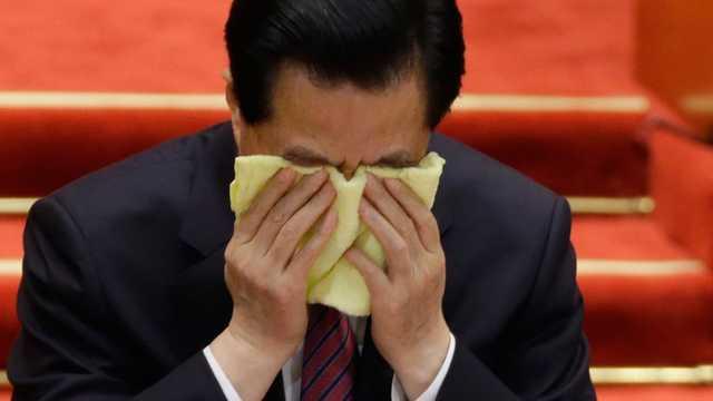 Более 383 тысяч китайский чиновников понесли наказание с начала этого года