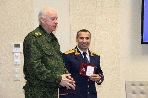Путин уволил генерала-«заказушника» Руслана Ибиева из Следственного комитета