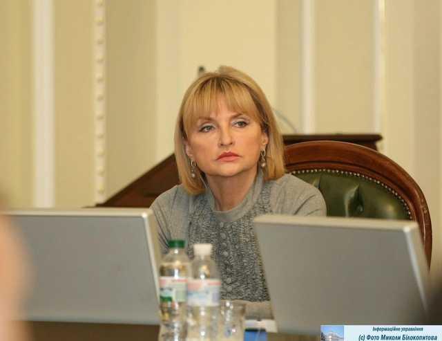 СМИ: Ирина Луценко написала заявление о прекращении полномочий депутата