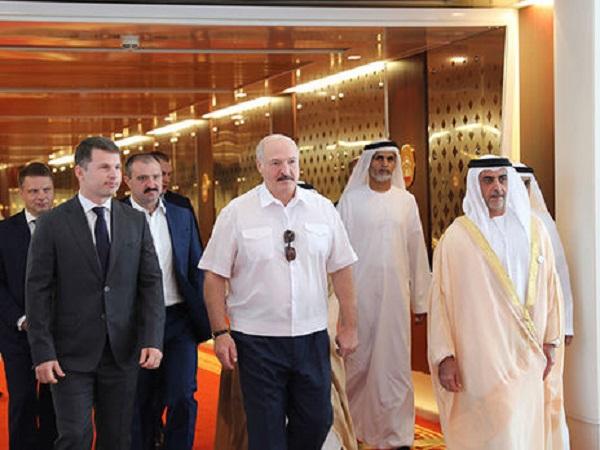 Лукашенко болен и уже 4 дня находится в VIP-крыле Burjeel Hospital в Эмиратах