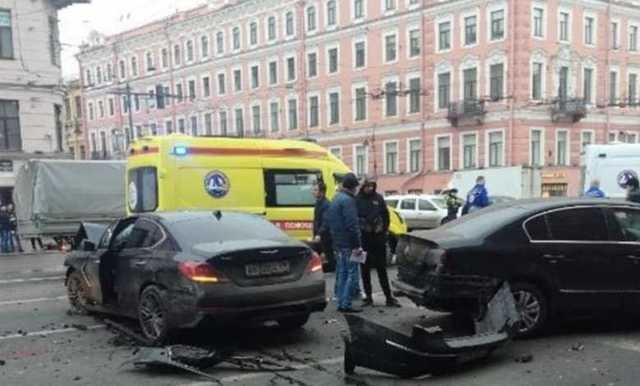 Виновника пьяного ДТП на Невском с двумя погибшими приговорили к 10 годам тюрьмы