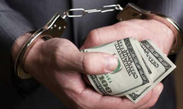 В Самаре задержали при получении взятки главу отдела УФНС
