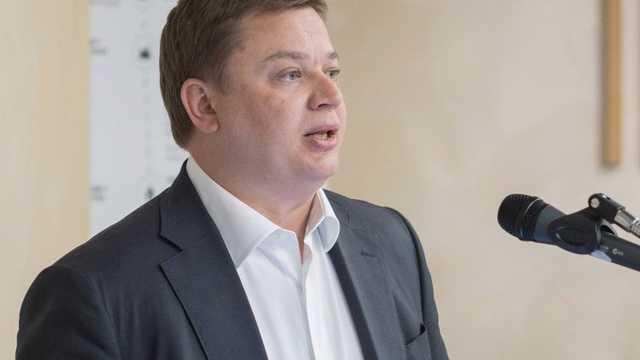 """Андрей Шипелов """"разгоняет"""" мусор?"""