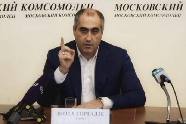 Известный адвокат Шота Горгадзе взялся за дело юриста Кантемира Карамзина