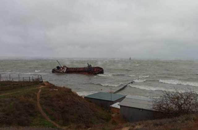 Госэкоинспекция бьет тревогу: Одесса на грани экологической катастрофы из-за аварии танкера