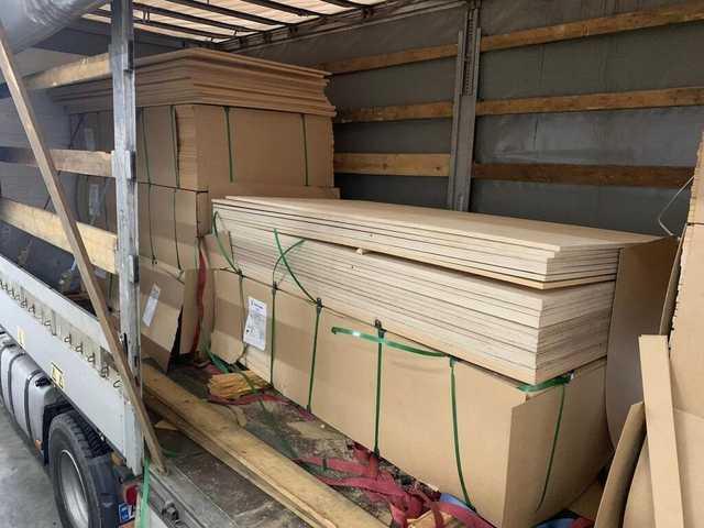 На границе со Словакией задержали грузовик с 370 кг героина