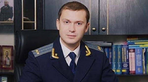 Бориспольский прокурор Ульмер. Опять коррупция