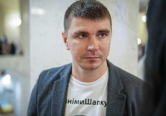 """Изгнанный """"слуга"""" Антон Поляков нашел политическое убежище у Юлии Тимошенко"""