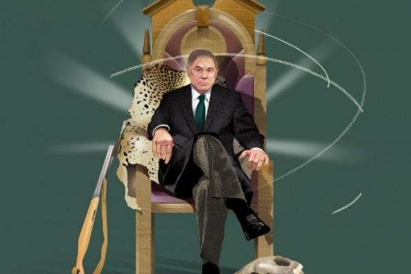 Госкорпорация «Правосудие». Часть третья. Портрет Вячеслава Лебедева, судьи, угодившего четырем президентам