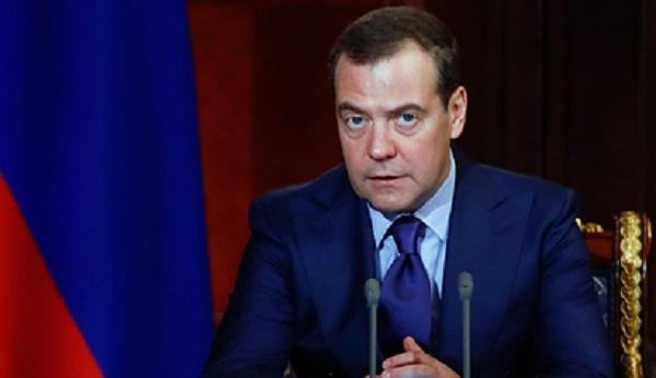 Медведев заявил о прекращении взаимных претензий России и Украины по газу